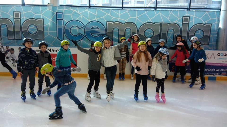 Fotorelacja z wyjazdu na lodowisko Icemania